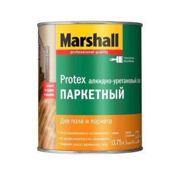 Лак Marshall Protex Паркетный п/мат 2,5л