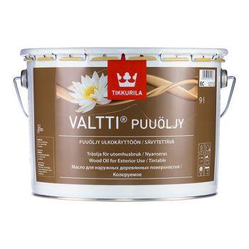 Масло VALTTI PUUOLJY EC 9л