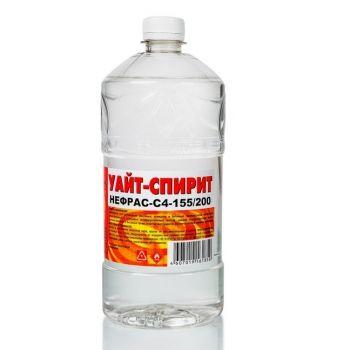 Уайт-спирит  1,0 л (пэт/т) Вершина / упаковка - 12 шт.